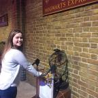 My day at Hogwarts